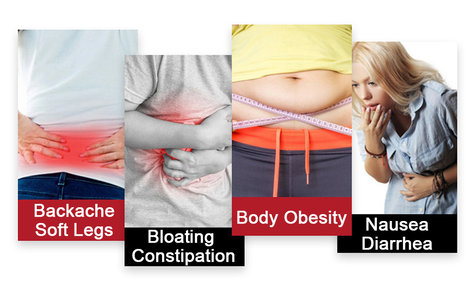 Applicable scenarios for slimming belts