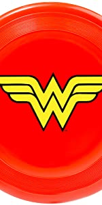 Dog Toy Frisbee Wonder Woman