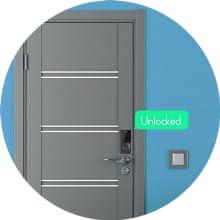 smart home smart lock app