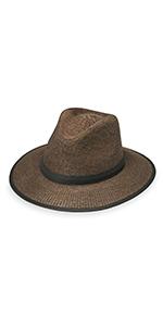 wallaroo hat company luxury sun protection active adventure upf 50 mens sun hat
