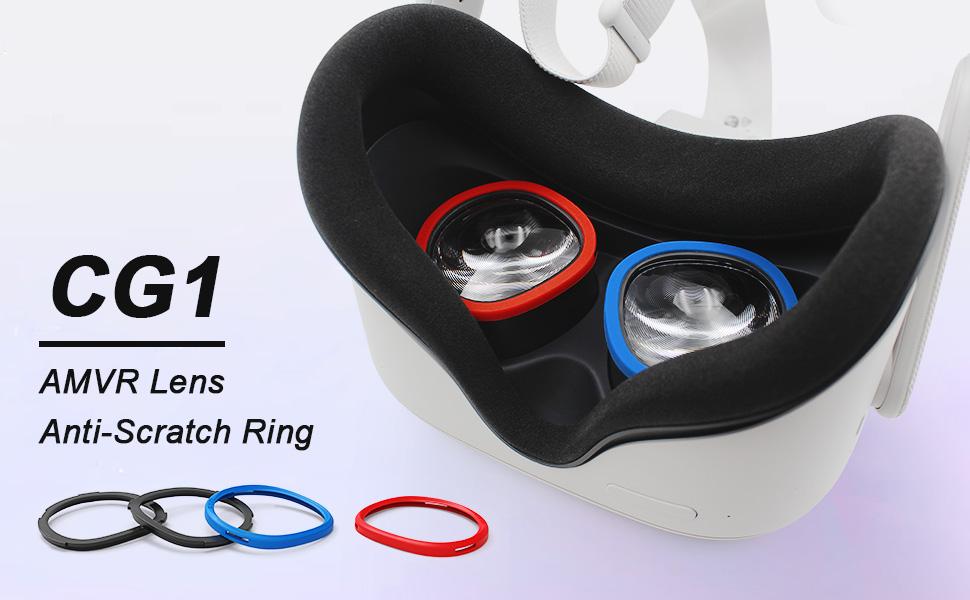 AMVR Lens Anti-scratch Ring