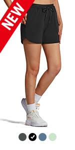 "Womens 4""  Shorts"