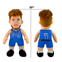 "Bleacher Creatures Dallas Mavericks Luka Doncic 10"" Plush Figure - A Superstar for Play Or Display"