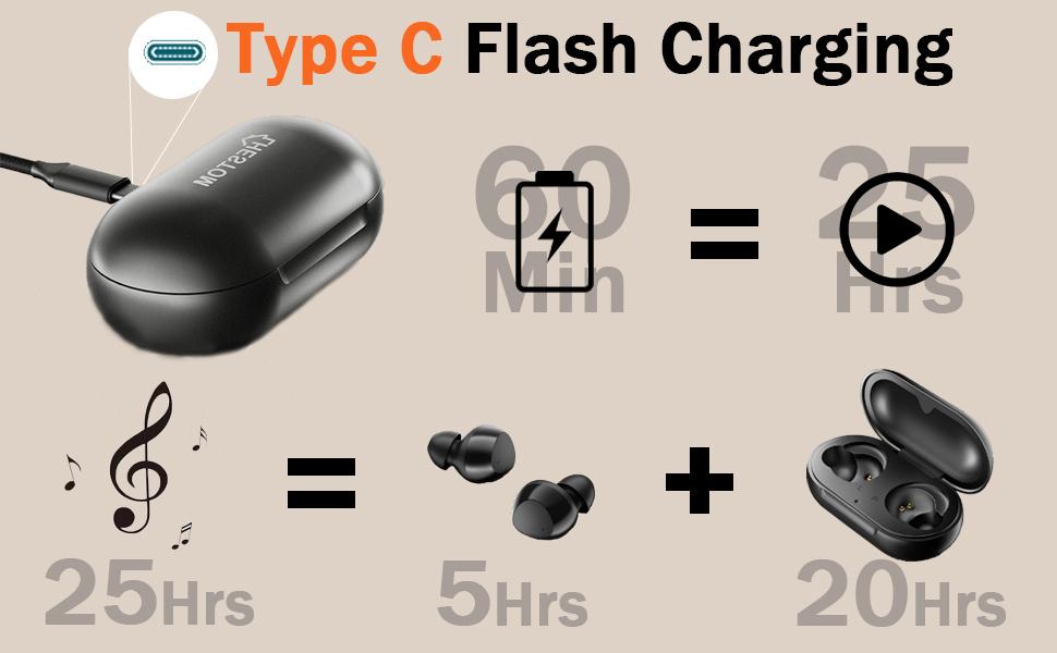 flash charging