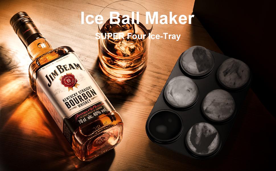 round ice cube mold whiskey ice ball mold ice ball maker mold ice balls for whiskey