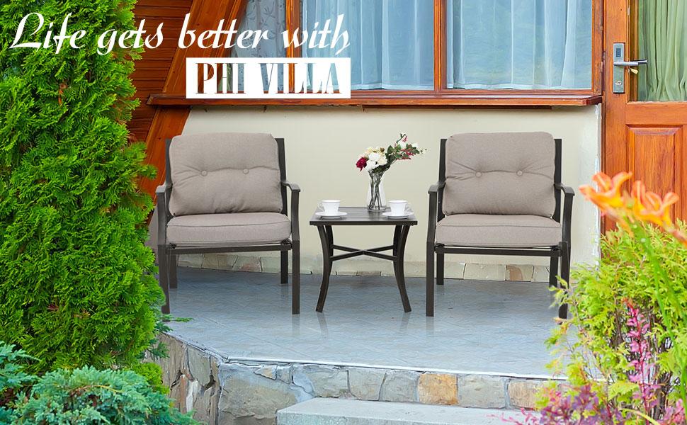 patio bistro set