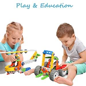 juegos de construcción para niños 8 años