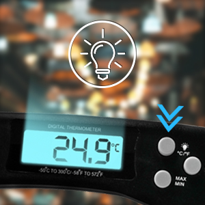 Köketermometer