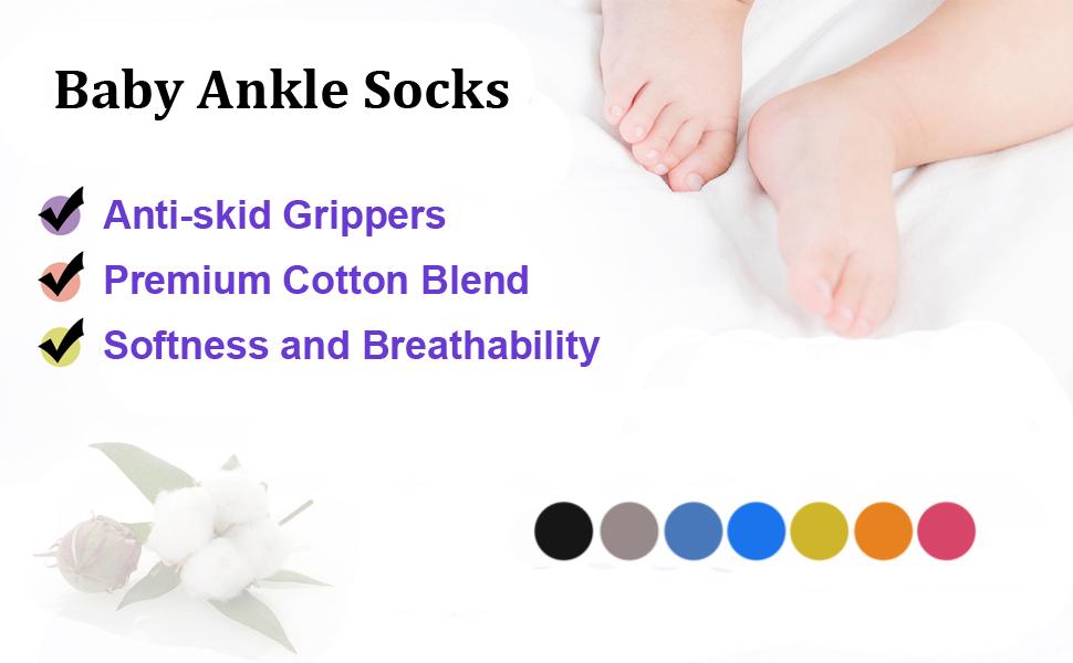 Grips Baby Socks
