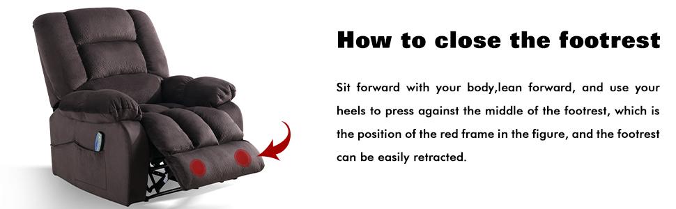 Brown Massage Chairs
