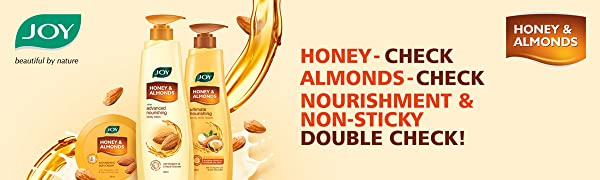 Honey & Almonds Nourishing Skin Cream