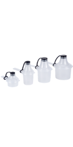 travel accessory tbsp scoop portable water bottle lunch box accessories kitchen scoop funnels togo