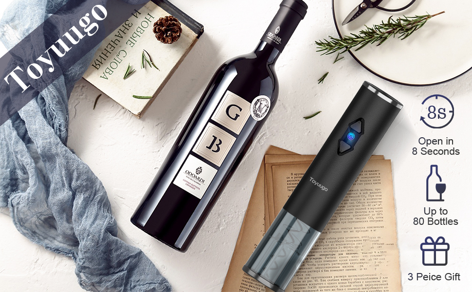 Toyuugo Electric Wine Opener