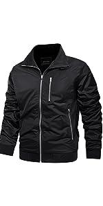 Men's Jacket Lightweight Casual