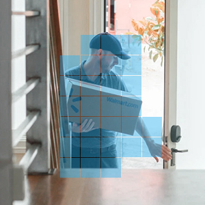 Motion detection and Alrams