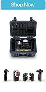 nucleus m full kit with hard case