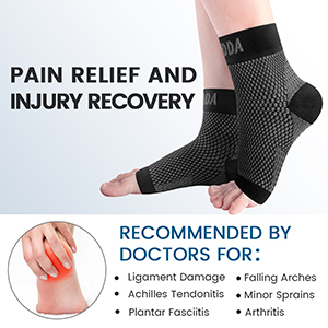 ankle brace pain relief