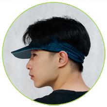 headband visor