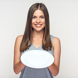always heat your huggaroo microwavable heating pad on a clean, dry plate