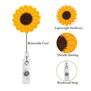 Cute sunflower