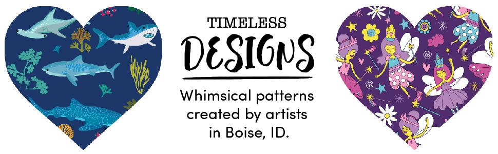 Designed in Boise Id