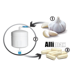 How Allimax is made