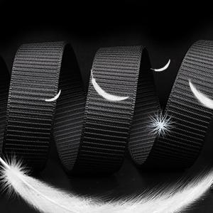 breathable lightweigh nylon belt