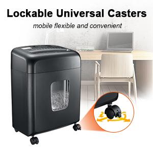 Lockable Universal Caster