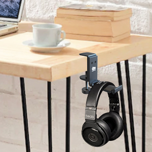 gaming headset stand hanger