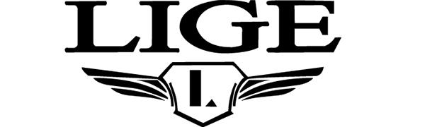 LIGE watch men