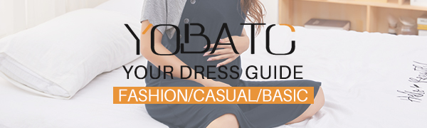 YOBATO - YOUR DRESS GUIDE