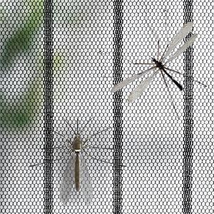 magnetic screen door curtain