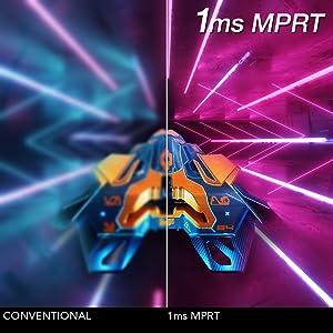 1ms Response Time (MPRT)
