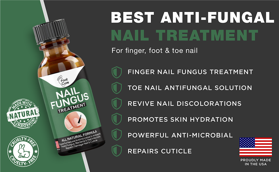 nail fungus treatment all natural fingernail repair and toe nails  EXTRA STRONG Nail Fungus Treatment -Made In USA, Best Nail Repair Set, Stop Fungal Growth, Effective Fingernail & Toenail Health Care Solution, Fix & Renew Damaged, Broken, Cracked & Discolored Nails c3d35061 2ca9 4f7d 9821 7441bd180c3e