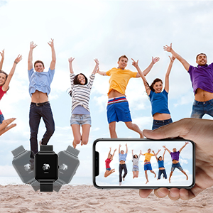 fitness tracker smart watch android