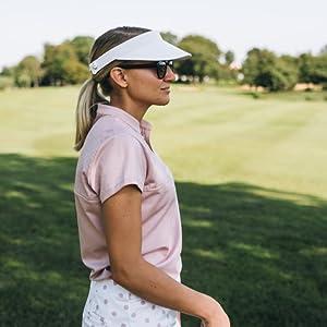 Women Golf Polo Active Sports High End