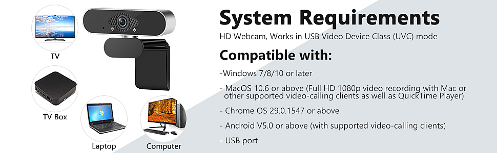 compatible with most system
