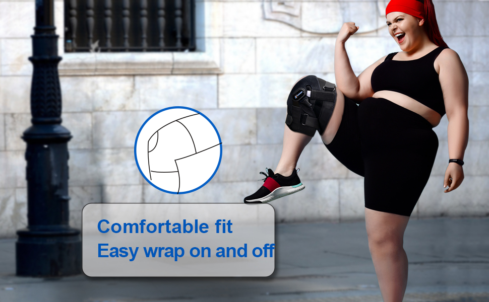 ACL knee support