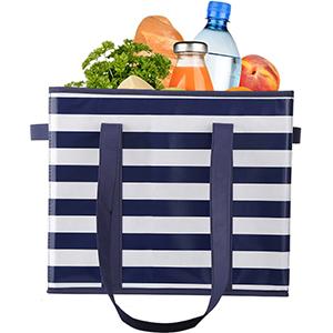 grocery bag shopping box