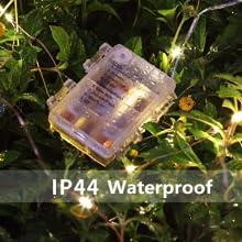 battery box waterproof