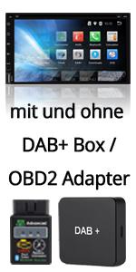 Tristan Auron 1 2 Din Doppel Din Ein Din Autoradio 8.1 Android Octa Core Prozessor Fastboot fast