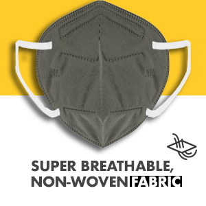 Breathable fabric mask