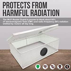 emf protection wifi router guard