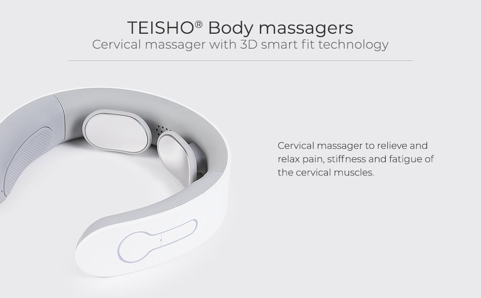 massage, body massagers, neck massagers, relax, neck, teisho