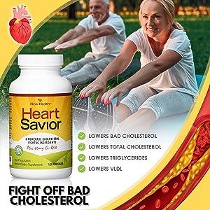mountain health heart savior low cholesterol lower