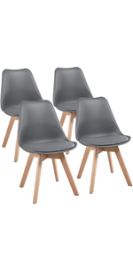 DSW dining chairs