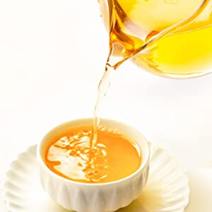 honey flavor white tea soup