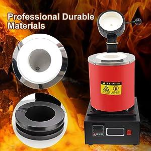 Digital Automatic Melt Furnace