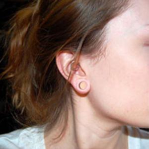 ear Tunnels plugs