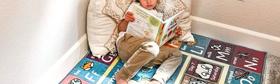 Daycare Kindergarten Preschool Elementary School Rug Learning Educational are rug play rug mat